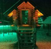 Зима на Селигере