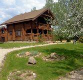 Дом на Селигере