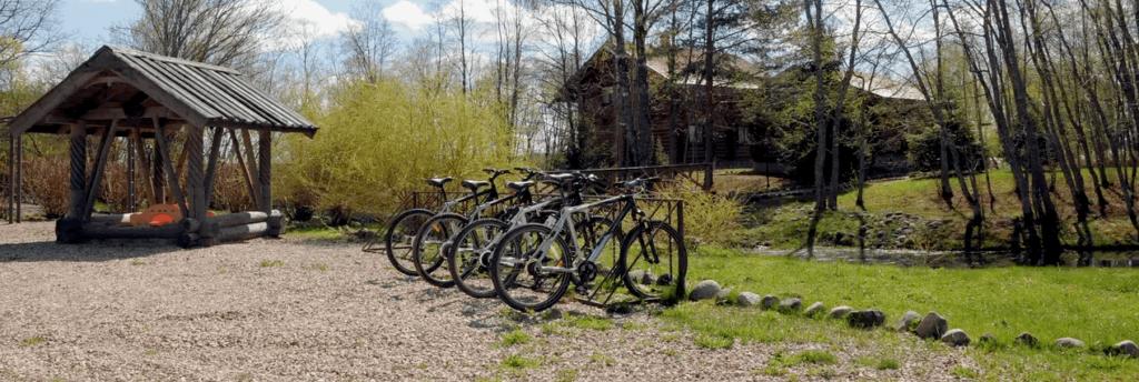 Велопрогулки на Селигере